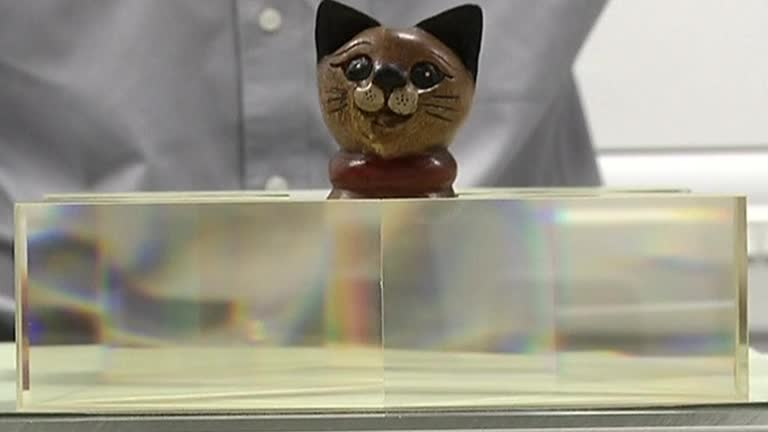 Invisibility Block Brings Cloaking Technology a Step Closer - Video