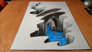 Bridge Drawing - Video