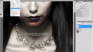 Adobe Photoshop Vampire Effect Tutorial - Video