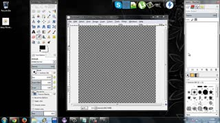 How to create an icon in GIMP? - Video