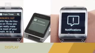 Samsung Gear VS Sony Smartwatch 2 - Video