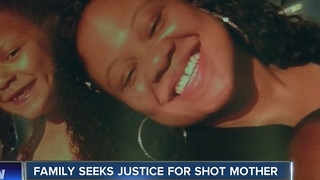 Buffalo family seeks justice for their fallen loved one