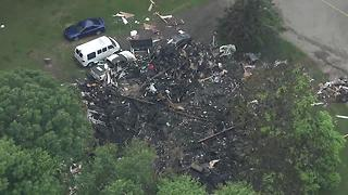 911 calls released following house explosion