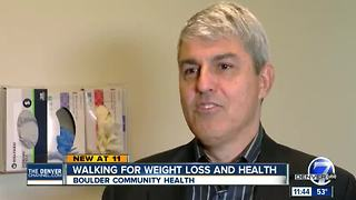Walking For Weight Loss and Health - Video