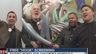 'Hook' screening at library celebrates 25 years of film - Video