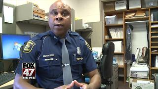 Michigan State Police discuss social media warning posts - Video