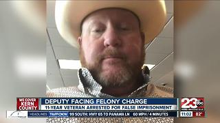 Sheriff's Deputy Lawrence Thatcher arrested for spouse abuse charge - Video
