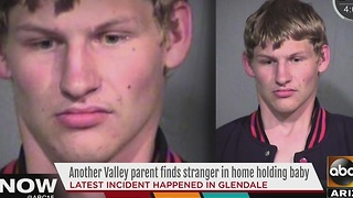 Man accused of breaking into Glendale home because he was 'supposed to' - Video