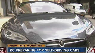 KC preparing for self-driving cars - Video