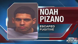 Authorities searching for escaped inmate - Video