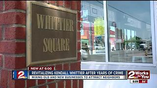 Revitalized after years of crime - Video