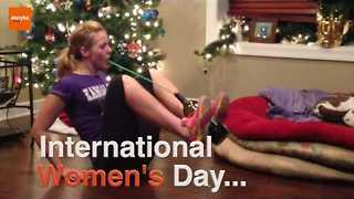 Seven Women Show Off Some Very Unusual Talents - Video