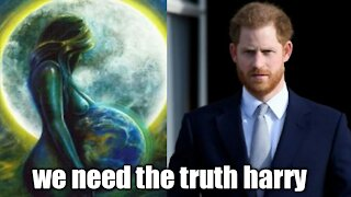 Prince Harrys opinion on the covid19