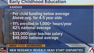 Report shows anti-poverty program Head Start is 'ineffective' - Video