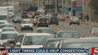 Traffic Signal Retiming Should Reduce Congestion - Video