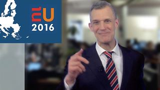 US of Europe: 3 Ways Dutch Diplomacy Is Different - Video