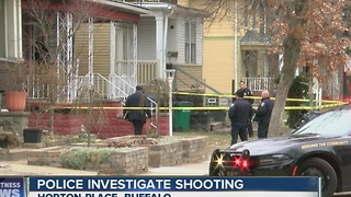 Police investigate shooting - Video