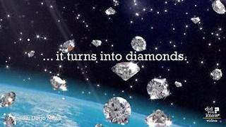 On Saturn, It Rains Diamonds - Video