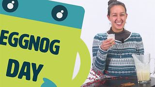 Name The Day - Eggnog Day - Video