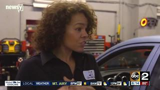 A Woman's Job: Creator of Girls Auto Clinic - Video