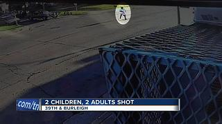 Surveillance footage captures Sherman Park shooting - Video