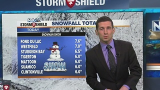 NBC26 Live at 5:00 Weather - Video