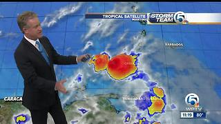 Tropical Storm Don downgraded to Tropical Wave - Video