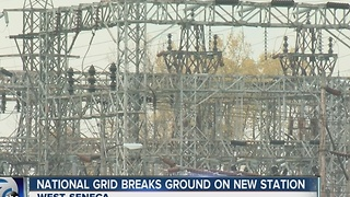 National Grid breaks ground on new station