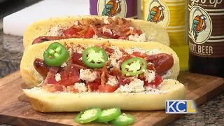 RECIPE: Bacon Watermelon Dog - Video
