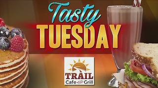 Tasty Tuesday: Trail Caf� 11/29/16 - Video
