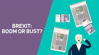 How the Brexit debate has shaped the pound - Video