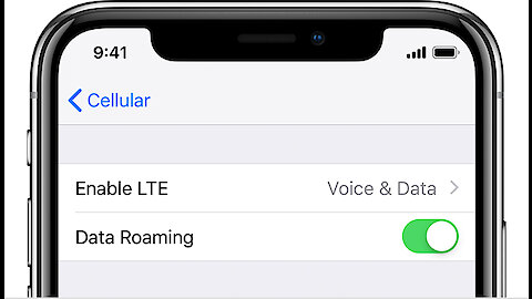 How to boost cell service signal on an iPhone