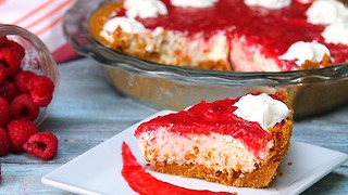 Raspberry Cream Pie - Video