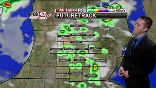 Dustin's Forecast 7-5 - Video