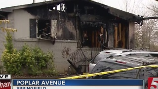 Adult Male Identified In Fire That Killed 4 Children - Video
