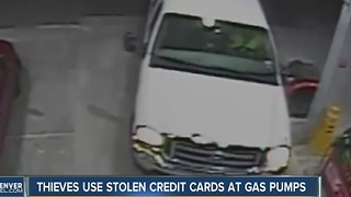 Reward offered in credit card, fuel theft case - Video