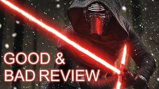 Star Wars: The Force Awakens SPOILER REVIEW & ANALYSIS - Video