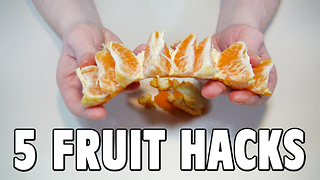5 fruits you've been peeling incorrectly - Video