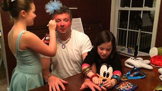 How To Glam Up Your Dad As Told By Kids - Video