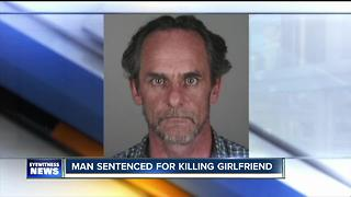 Town of Tonawanda man sentenced for killing girlfriend - Video