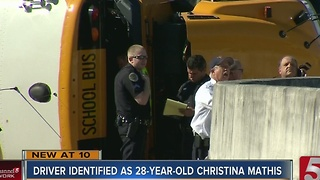 More Than 20 Injured In I-65 School Bus Rollover - Video