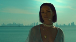 Rihanna Breaks Beatles' Billboard Hot 100 record And Drops New Video - Video