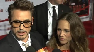 Downey is highest paid actor, Backstreet Boys cancel Israeli shows - Video