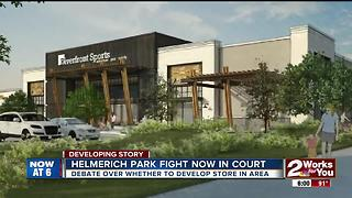 Possible end to Helmerich Park lawsuit this week - Video