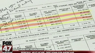 American have less medical bills - Video
