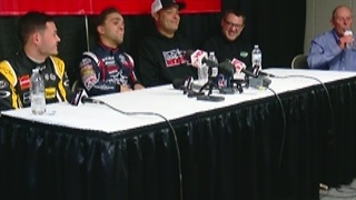 Press conference held for 31st annual Chili Bowl Nationals - Video