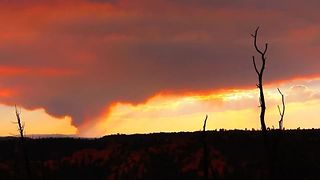 Utah's Brian Head Fire Grows to 11,000 Acres Overnight - Video