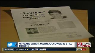 16-year anniversary of Jason Jolkowski - Video