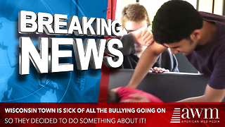 Local Town Passes Law That Fines Parents Of Kids That Are Bullies. Do You Support This?