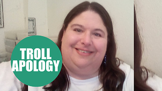 Reformed troll posts video apology to victims she hounded online - Video